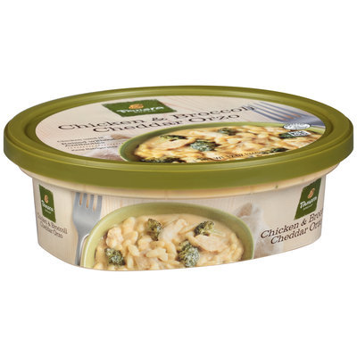 Panera Bread® Chicken & Broccoli Cheddar Orzo 12 oz. Tub