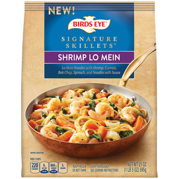 Birds Eye® Signature Skillets™ Shrimp Lo Mein 21 oz. Bag