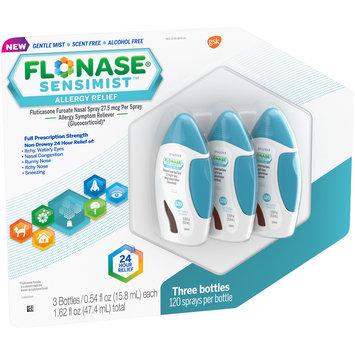 Flonase® Sensimist™ Allergy Relief Spray 3-0.54 fl. oz. Bottle