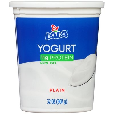 Lala® Plain Yogurt 32 oz. Tub
