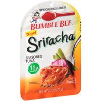 Bumble Bee® Sriracha Seasoned Tuna 2.5 oz. Pouch