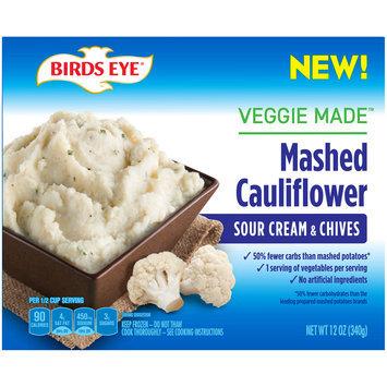 Birds Eye® Sour Cream & Chives Mashed Cauliflower