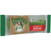Greenies™ Grain Free Regular Dog Treat 1 oz. Wrapper