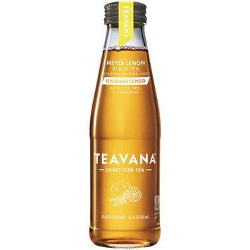 Teavana® Unsweetened Meyer Lemon Iced Black Tea 14.5 fl. oz. Glass Bottle