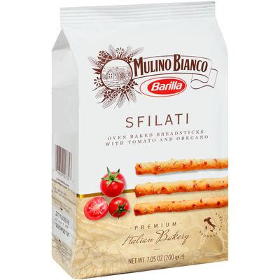 Barilla® Mulino Bianco Sfilati Oven Baked Breadsticks with Tomato and Oregano 7.05 oz. Pack