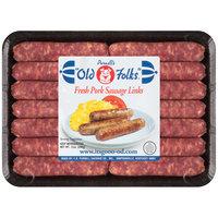 Purnell's Old Folks® Fresh Pork Sausage Links 12 oz. Tray