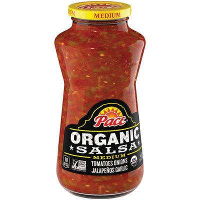 Pace® Organic Salsa Medium, 24 oz.