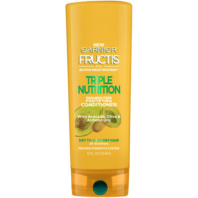 Garnier® Fructis® Triple Nutrition Conditioner 12 fl. oz. Bottle