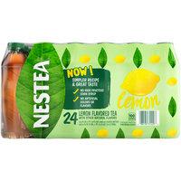 Nestea Lemon Flavored Tea 16.9 fl oz Bottles, Pack of 24