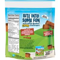 Quaker® Chewy Bites Cinnamon Granola Bites 4.5 oz. Bag