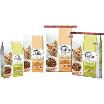 Purina Bella Dry Dog Food Family Group Shot