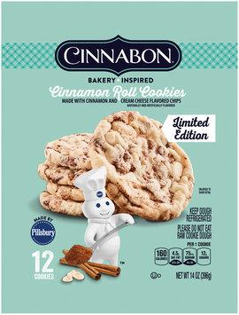 Pillsbury Cinnabon™ Refrigerated Cinnamon Roll Cookies 12ct 14oz Pack