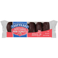 Tastykake® Spring Edition Frosted Strawberry Mini Donuts