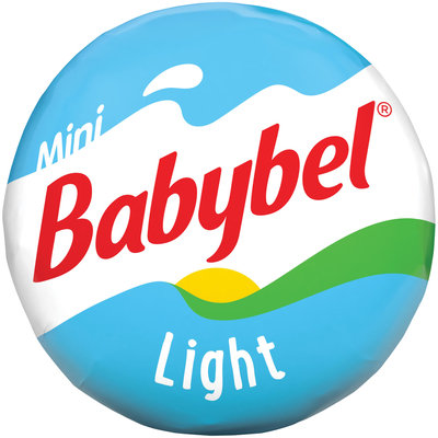 Mini Babybel® Light Cheese Wheel 30 ct