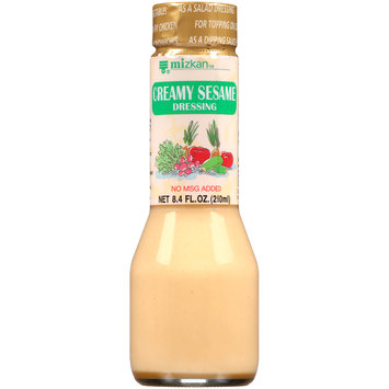 Mizkan™ Creamy Sesame Dressing 8.4 fl. oz. Bottle
