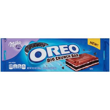 Milka Oreo Big Crunch Chocolate Candy Bar 10.5 oz. Wrapper