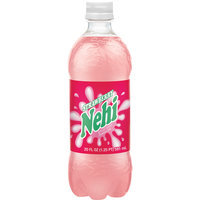 Nehi Strawberry Soda, 20 fl oz Bottle