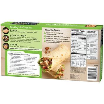 Steak-Eze® Skillet Beginnings® Sliced & Shaped Chicken Breasts 14 oz. Box