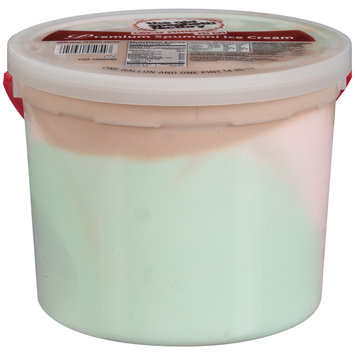 The Old Spaghetti Factory Premium Spumoni Ice Cream 1.12 Gallon Tub