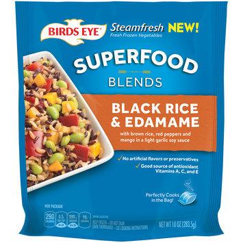 birds eye® steamfresh® black rice & edamame superfood blends