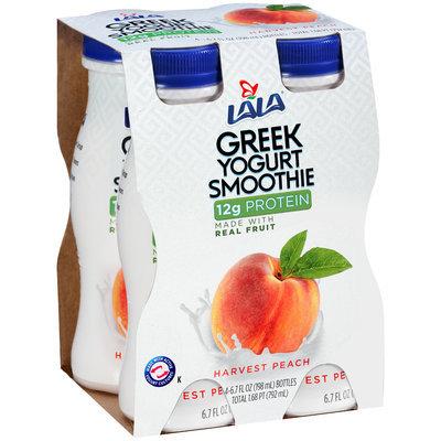 LALA® Harvest Peach Greek Yogurt Smoothie