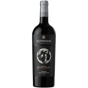 Kenwood Vineyards Sonoma Mountain Jack London Merlot 2014 Wine 750mL Bottle