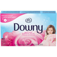 Downy® April Fresh® Fabric Softener Sheets 60 ct Box