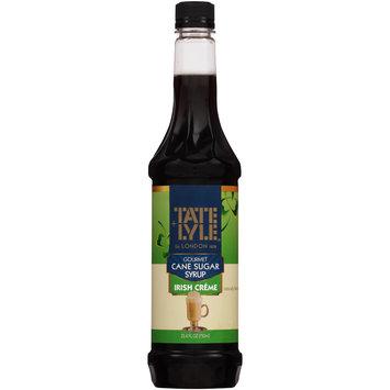 Tate + Lyle® Irish Creme Gourmet Cane Sugar Syrup 4-25.4 fl. oz. Bottles