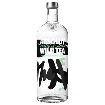 Absolut® Vodka Sweden Wild Tea 1L Bottle