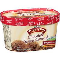 Turkey Hill Chocolate Salted Caramel Premium Ice Cream 48 fl. oz.
