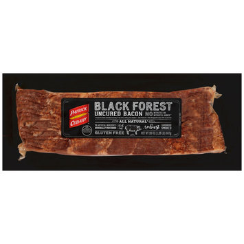 Patrick Cudahy™ Black Forest Uncured Bacon 20 oz. Pack