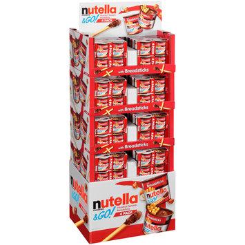 Nutella® & Go! Hazelnut Spread with Breadsticks Display