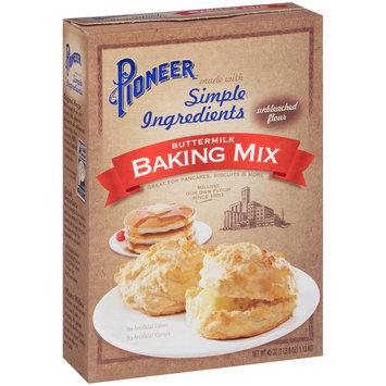 Pioneer® Buttermilk Baking Mix 40 oz. Box