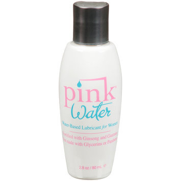 Pink® Water-Based Lubricant for Women 2.8 oz. Squeeze Bottle
