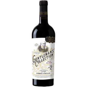 Gentleman's Collection Red Blend Wine 750mL Bottle