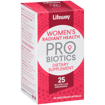 Lifeway® Women's Radiant Health Probiotics Dietary Supplement 30 ct Box