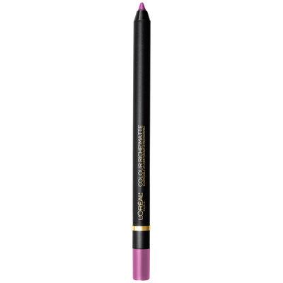 L'Oreal Paris Colour Riche® Matte Lip Liner 106 Strike A Matte-Ch 0.04 oz. Stick