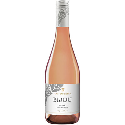 Chateau St Jean Bijou® Rose Wine 750mL Bottle
