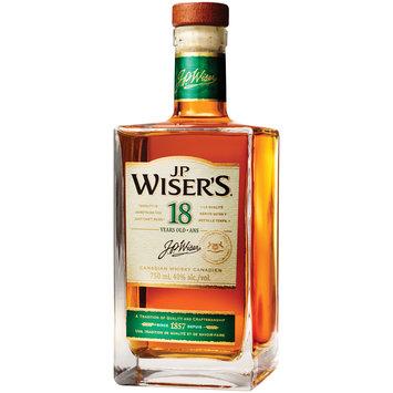 J.P. Wiser's Whisky Canada 18Yo 750ml Bottle