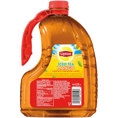 Lipton® Iced Tea Mango 128 fl. oz. Jug