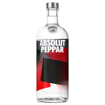 Absolut® Vodka Sweden Peppar 1L Bottle