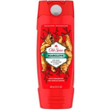 Old Spice® Wild Collection Bearglove™ Body Wash