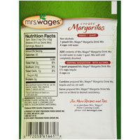 Mrs. Wages® Margarita Drink Mix 1.5 oz. Packet