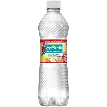 ZEPHYRHILLS Sparkling Natural Spring Water Pomegranate Lemonade 0.5L Bottle