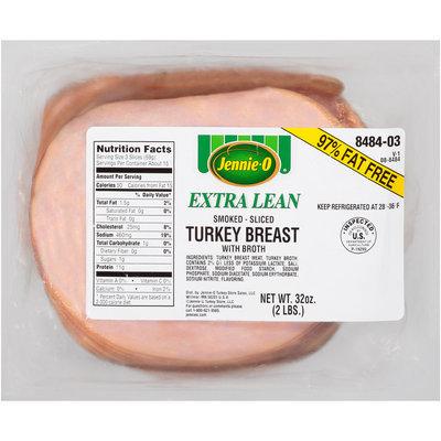 Jennie-O® Smoked-Sliced Turkey Breast 32 oz. Pack