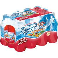 Hawaiian Punch Fruit Juicy Red, 10 Fl Oz Bottles, 12 Pack