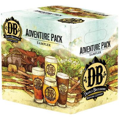Devil's Backbone Brewing Company Adventure Pack Sampler Beer 12-12 fl. oz. Bottle