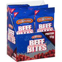 Old Wisconsin® Beef Sausage Beef Bites 2 oz. Pouch