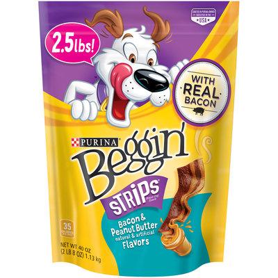 Beggin'® Strips® Bacon & Peanut Butter (Natural & Artificial) Flavors