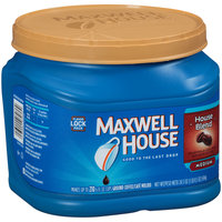 Maxwell House House Blend Ground Coffee 24.5 oz. Tub